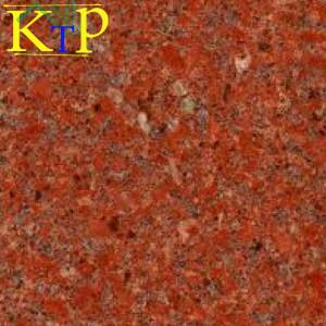 đá hoa cương đỏ rubi brazil